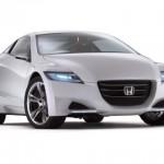 Honda CR-Z : alte prestazioni e basse emissioni