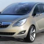 Opel Meriva con tecnologia ecoFLEX