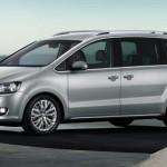 Nuova Volkswagen Sharan, grinta e classe