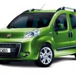 Fiat Qubo Model Year 2011 : nuovo motore e nuovi allestimenti