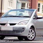 Mitsubishi contro Pininfarina