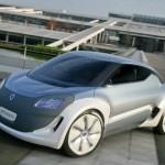 Renault Zoe Z.E. Concept : la prima auto elettrica con funzioni cosmetiche