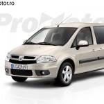 Dacia al lavoro su una MPV