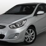 Hyundai presenta la berlina Solaris per il mercato Russo