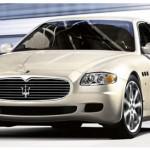 Maserati presenterà la nuova Quattroporte nel 2012