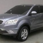 Ssangyong Korando, la nuova SUV in arrivo