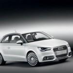 Audi A1 e-tron : la più piccola delle elettriche dei Quattro Anelli