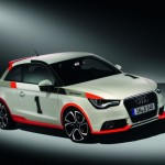 """Carattere più sportivo per la Audi A1 con il """"competition kit"""""""
