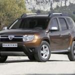 Dacia Duster, ecco la versione GPL!