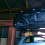 Fiat 500: le foto spia della versione 5 porte!