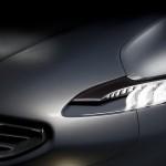 Peugeot HR1, inedita crossover a Parigi