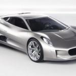 Jaguar C-X75: la supercar che rispetta l'ambiente