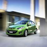 Mazda 2: debutta a Parigi il restyling Twenty-Eleven