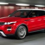 Nuova Range Rover Evoque anche con cinque porte