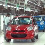 New Nissan Micra: partita la produzione in India