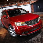 Nuova Dodge Journey restyling modello 2011