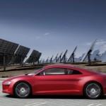 Audi e-tron, la supercar da 300 CV eco-compatibile