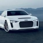Audi presenta a Parigi il concept car Quattro