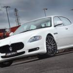 Nuova Maserati Quattroporte MC Sportline