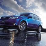 Subaru Forester: debutta il restyling e la versione STI tS
