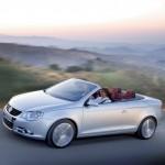 Volkswagen Eos: la coupé-cabriolet tedesca stiel Golf