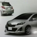 Nuova Toyota Yaris 2011: prime foto della versione definitiva