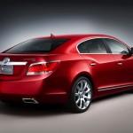 Buick LaCrosse della General Motors con sistema eAssist
