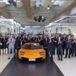 Lamborghini Murciélago: termina la produzione