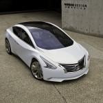 Nissan Ellure: esercizio di stile con la nuova concept nipponica