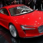 Audi R8 e-tron: la prima sportiva elettrica da oltre 300 CV