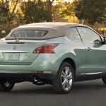 Nissan presenta la Murano CrossCabriolet a Los Angeles