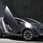 Urban Luxury Concept: la prima citycar della Cadillac