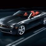 Chevrolet Camaro Convertibile: ecco le prime immagini