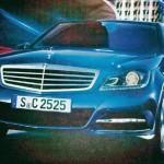 Mercedes-Benz Classe C restyling: ecco le prime immagini