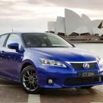 Lexus CT 200h: ecco i prezzi e gli equipaggiamenti italiani