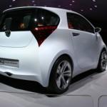 Toyota IQ, presto elettrica