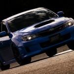 Subaru Impreza WRX STI Spec C model year 2011