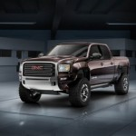 Sierra All Terrain HD Concept: il pick-up da 400 CV