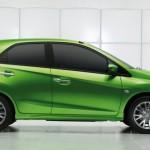 Honda presenta la Brio, utilitaria per i mercati emergenti