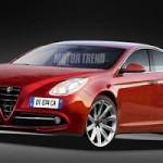 Il ritorno della Giulia Alfa Romeo per la conquista del mercato auto del segmento C