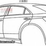 Lancia Flavia: sarà progettata in Italia e marchiata anche Chrysler