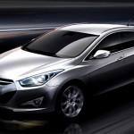 Hyundai i40: prime immagini della nuova station wagon