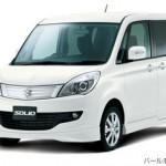 Suzuki Solio: rivoluzionaria monovolume per il Giappone