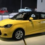 Morris Garage svela la MG3, utilitaria sportiva