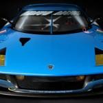 New Lancia Stratos Racing: pronta per il campionato FIA GT2