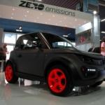Tazzari Zero Special Edition, elettricità italiana