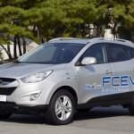 Hyundai ix35 FCEV: dalla Corea del Sud arriva l'auto ad idrogeno