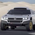 Nuova Volkswagen Touareg 3: dal rally Dakar alla strada