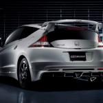 Honda CR-Z: in arrivo una versione sportiva con motore 1.6