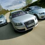 In Europa il mercato auto cresce del 28%, boom Audi e Bmw